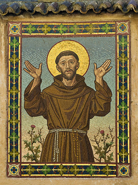 دعائی از سن فرانسیس آسیسی