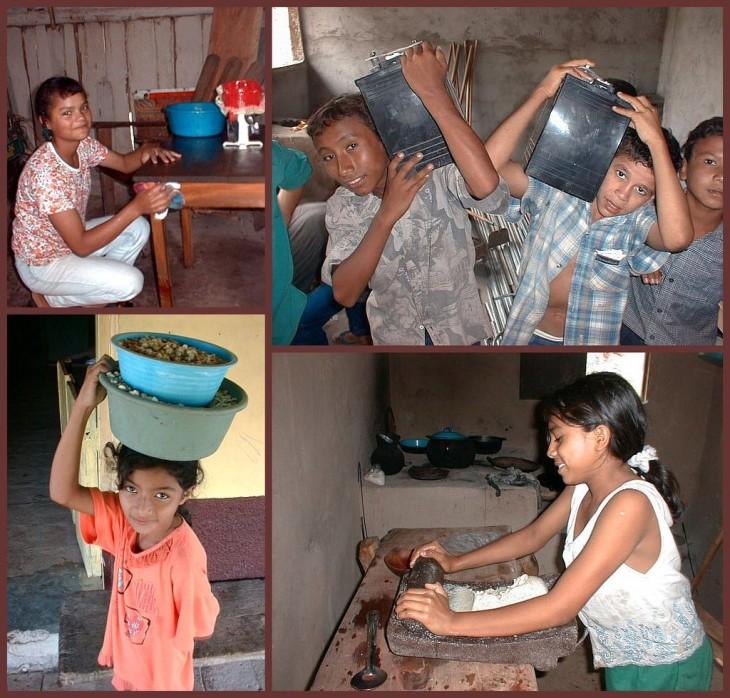 دعا برای کودکان کار