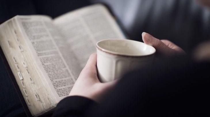 اكنون كه من يك مسيحي هستم بايد كتاب مقدس را بخوانم